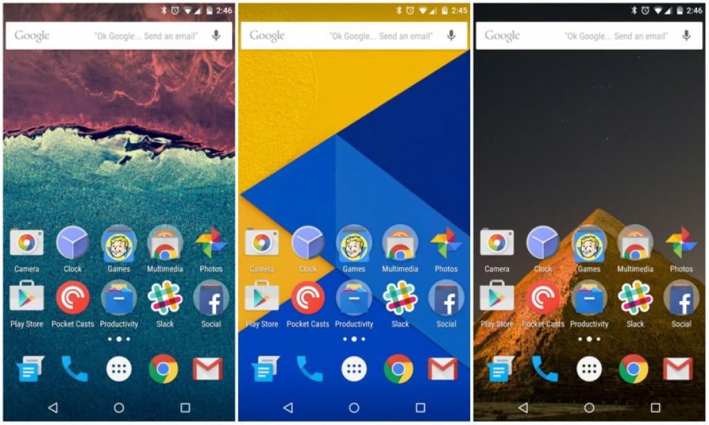 Les trois fonctionnalités déterminantes d'Android 6.0 Android-6.0-Marshmallow-Interface-1024x614
