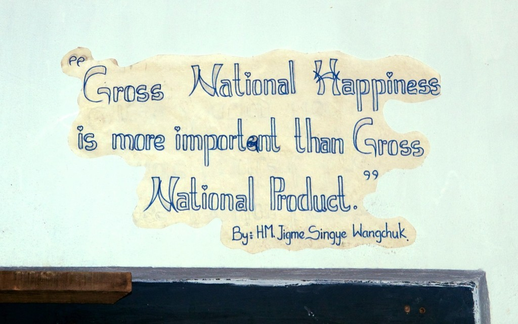 Le Bonheur National Brut Bhutan_Gross_National_Happiness-1024x641