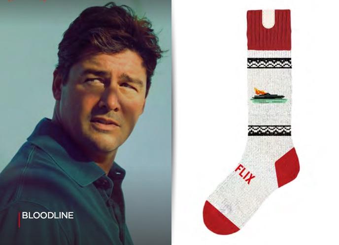 Des chaussettes qui stoppent votre série télé si vous vous endormez Bloodline