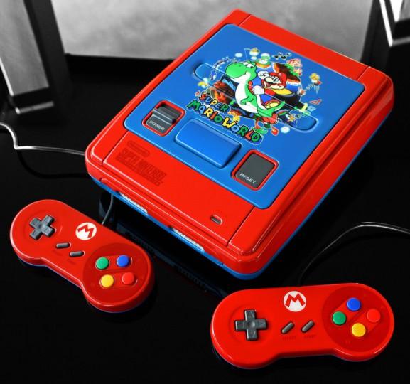 Un artiste customise les consoles de notre enfance Customise_console11