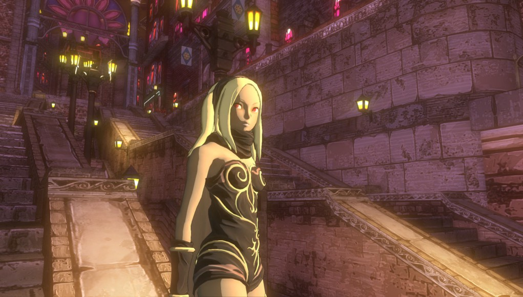 Gravity Rush Remastered : La date de sortie avancée Gravity_rush