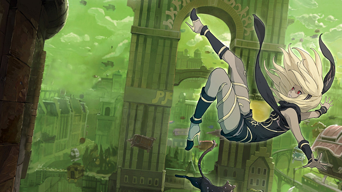 Gravity Rush Remastered : La date de sortie avancée Gravity_rush2