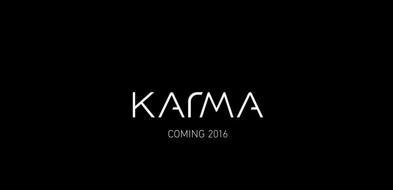 GoPro lancera en 2016 son drone Karma Karma