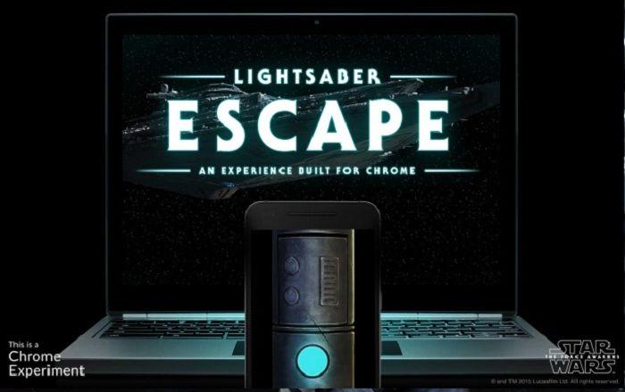 Star Wars VII : transformez votre smartphone en sabre laser ! Light-Saber1