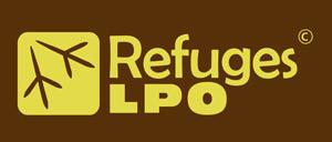 Laissez pousser l'herbe de votre jardin et devenez refuge LPO LogoRefugesLPO-MarronVert-300x128