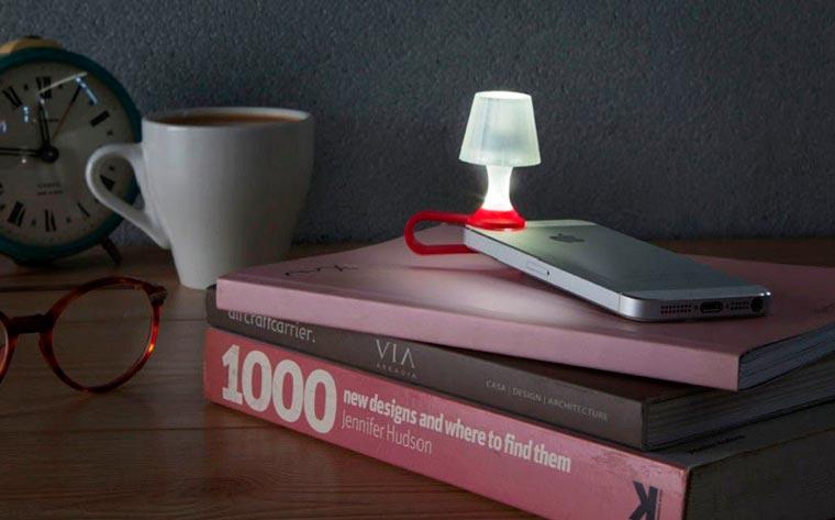 Utilisez votre smartphone comme lampe de chevet Luma-smartphone-lampshade-6