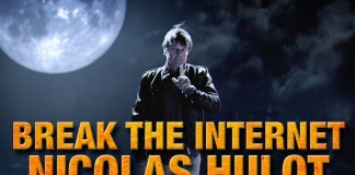 Nicolas Hulot video break the internet