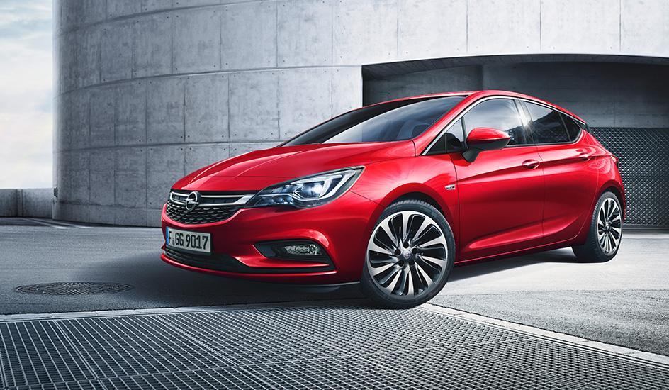 Voiture de l'année 2016 : les 7 finalistes Opel-Astra