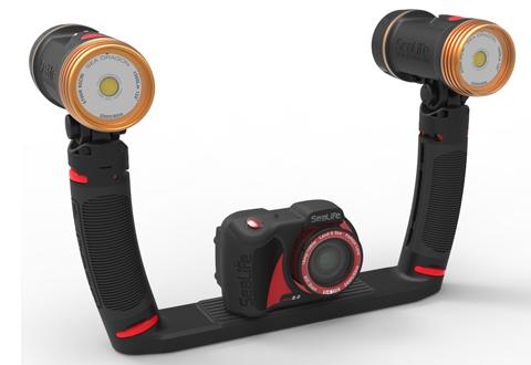 Voici SeaLife Micro 2.0, un appareil photo étanche SeaDragon