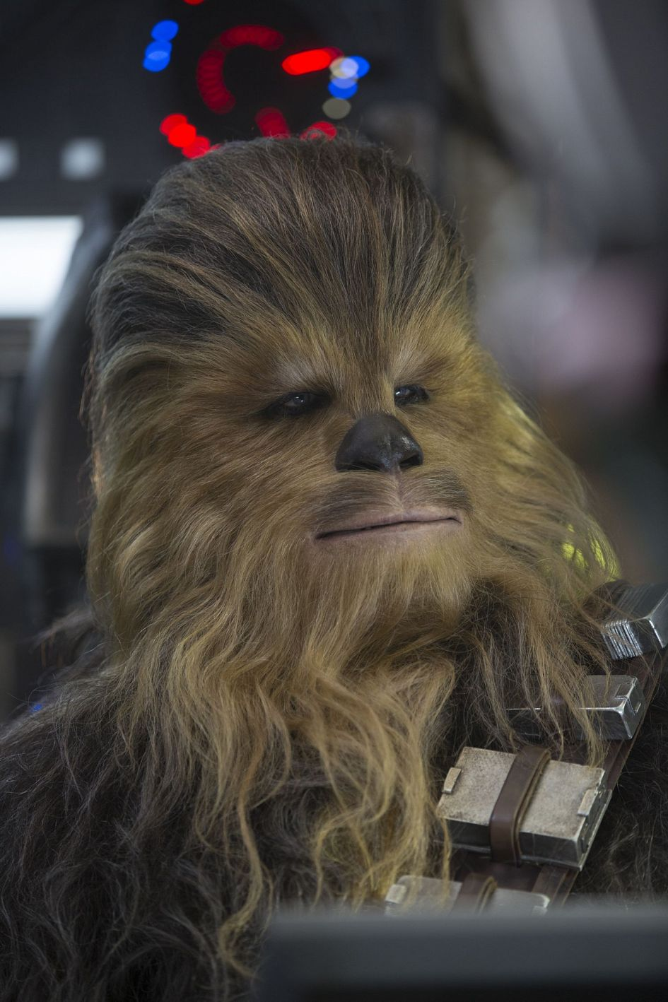 Star Wars 7 : six nouvelles images ! Star-Wars-7-Chewbacca