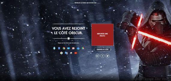 Star Wars VII : choisissez votre camp avec Google ! Star_wars_google2