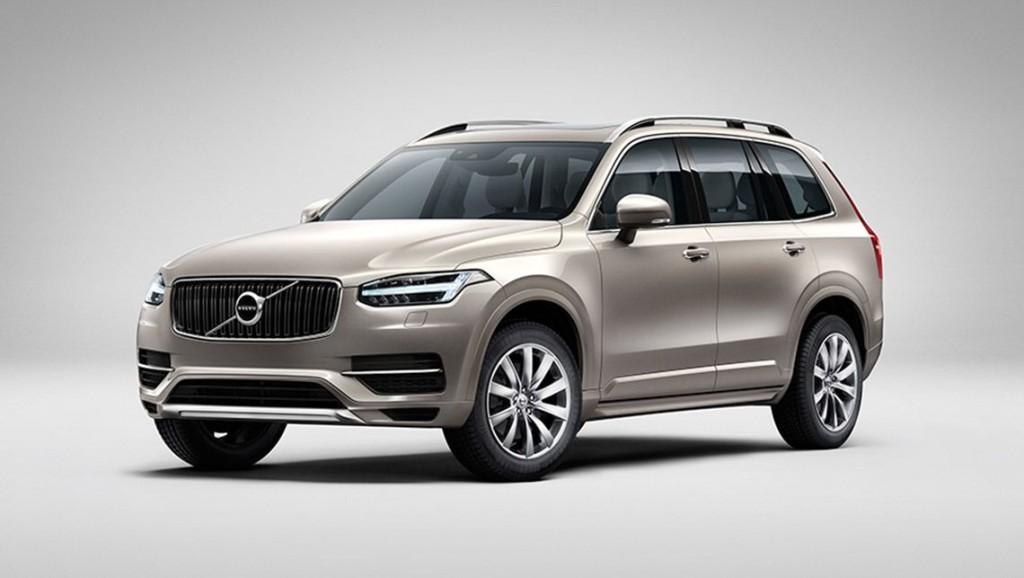 Voiture de l'année 2016 : les 7 finalistes Volvo-XC90-1024x578