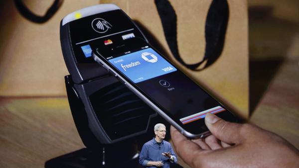 Apple Pay, bientôt en chine ? apple-pay