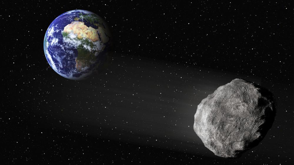 Un astéroïde s'approchera de notre Terre pour Noël asteroïd2