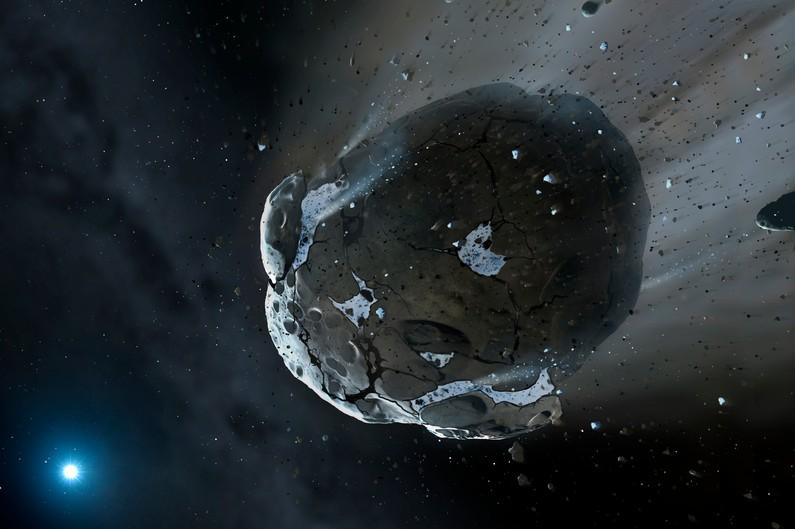 Un astéroïde s'approchera de notre Terre pour Noël asteroid