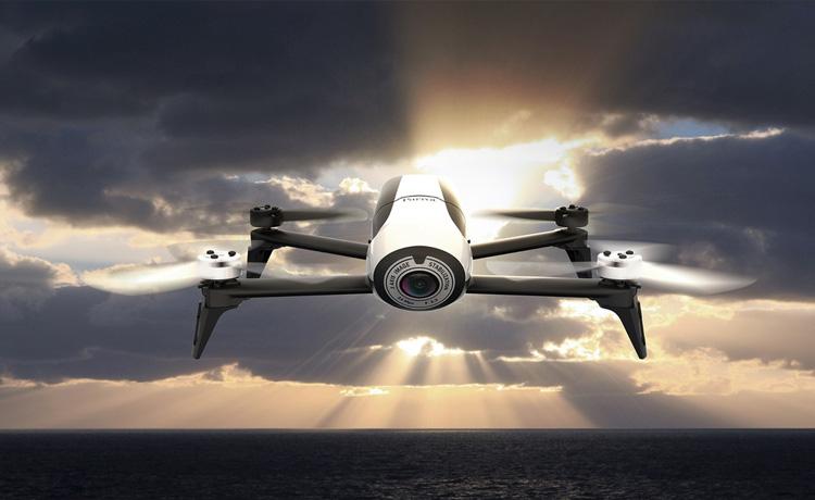 VIDEO : le nouveau drone de Parrot BEBOP 2 est sorti bebop2