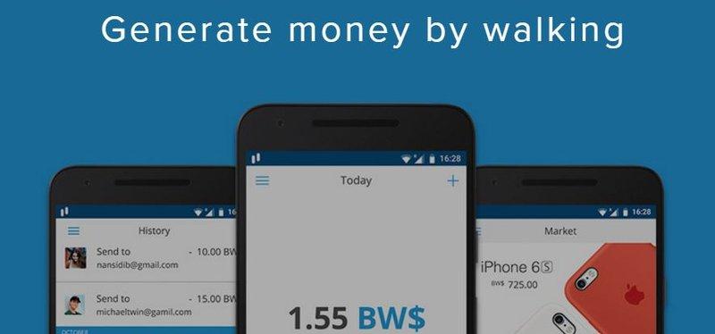 BitWalking : on va bientôt pouvoir gagner de l'argent en marchant ! bitwalking