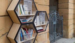 La boîte à livres : le partage culturel qui crée du lien social (et on en a bien besoin en ce moment !) boite-a-livres-2-300x174