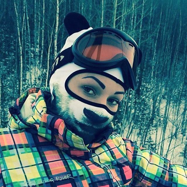 Transformez-vous en félin avec ces cagoules de ski originales cagoule-animaux-ski-7