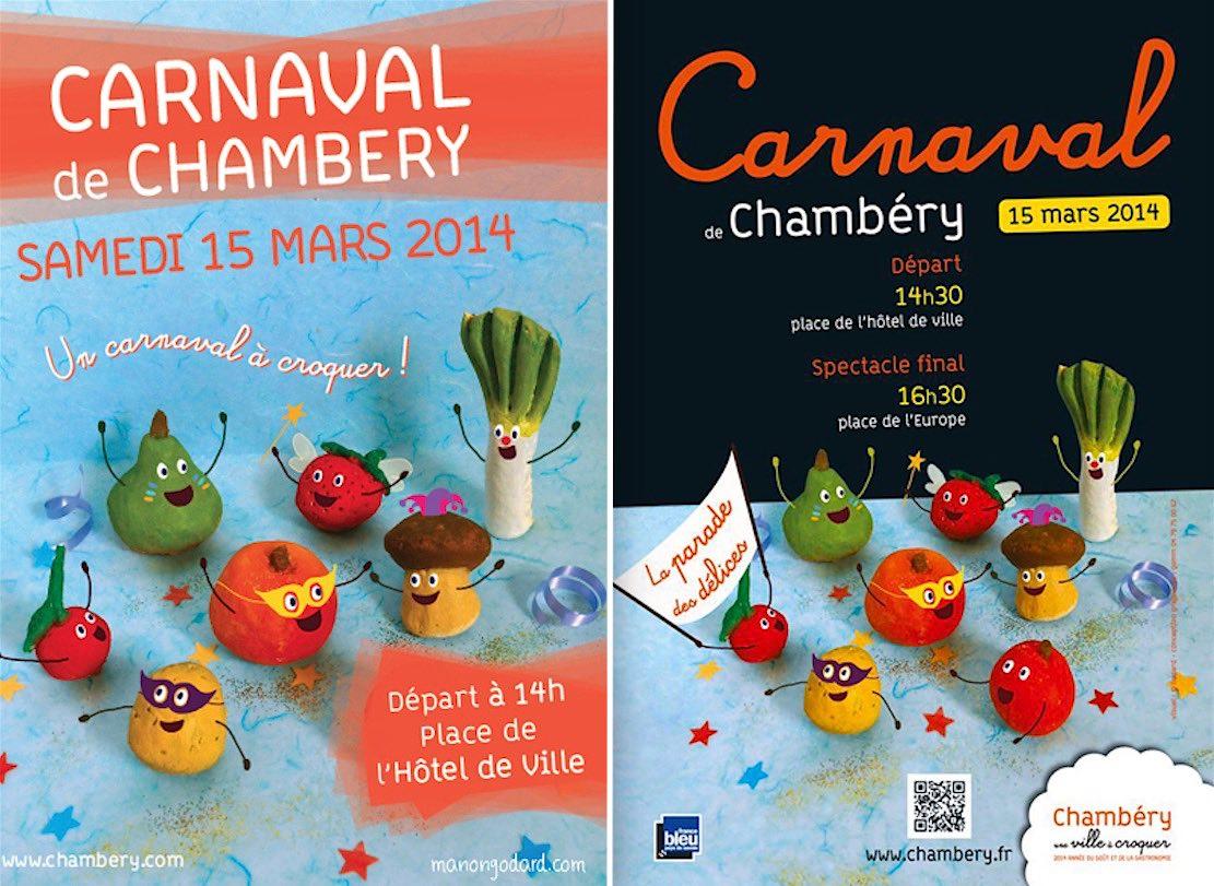 A la découverte de Manon Godard, une jeune illustratrice aux multiples talents carnaval-de-chambery