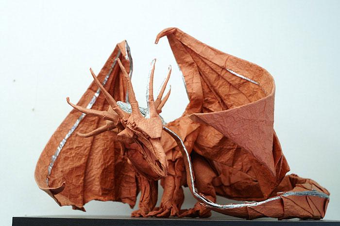 L'origami, un art japonais très ancien creation-origami-13