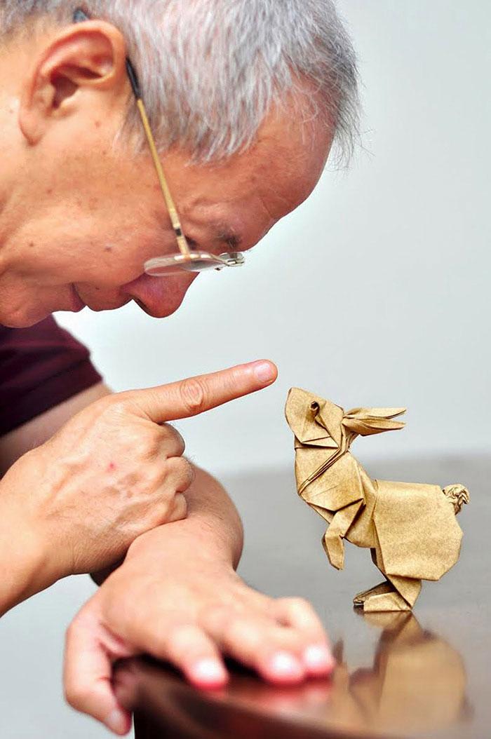 L'origami, un art japonais très ancien creation-origami-9