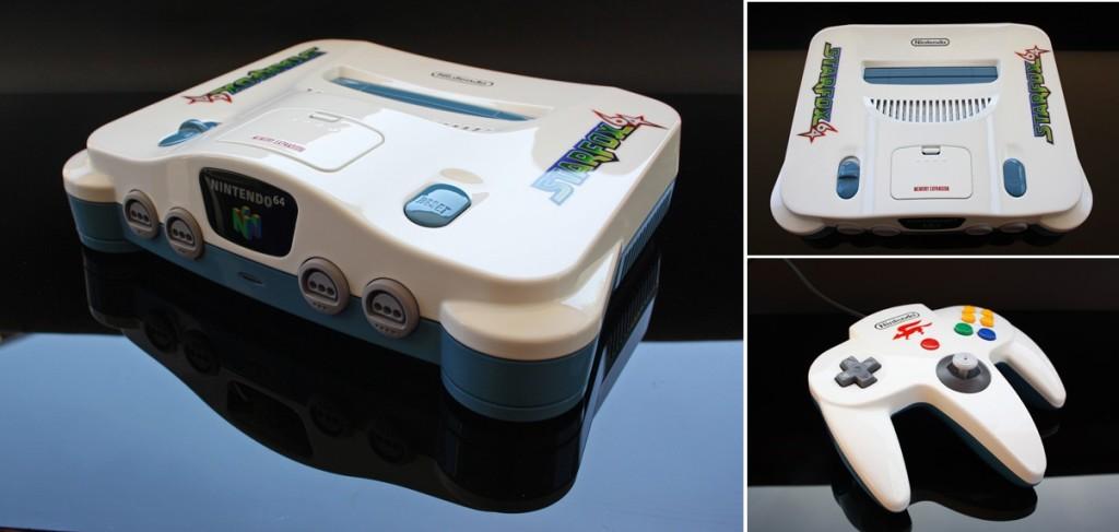 Un artiste customise les consoles de notre enfance custom_console10-1024x487