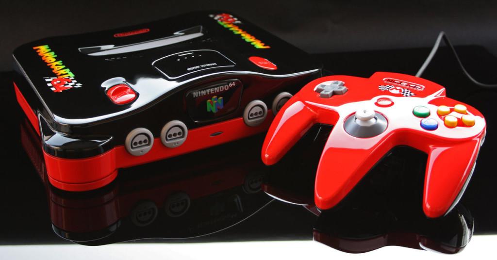 Un artiste customise les consoles de notre enfance custom_console5-1024x536