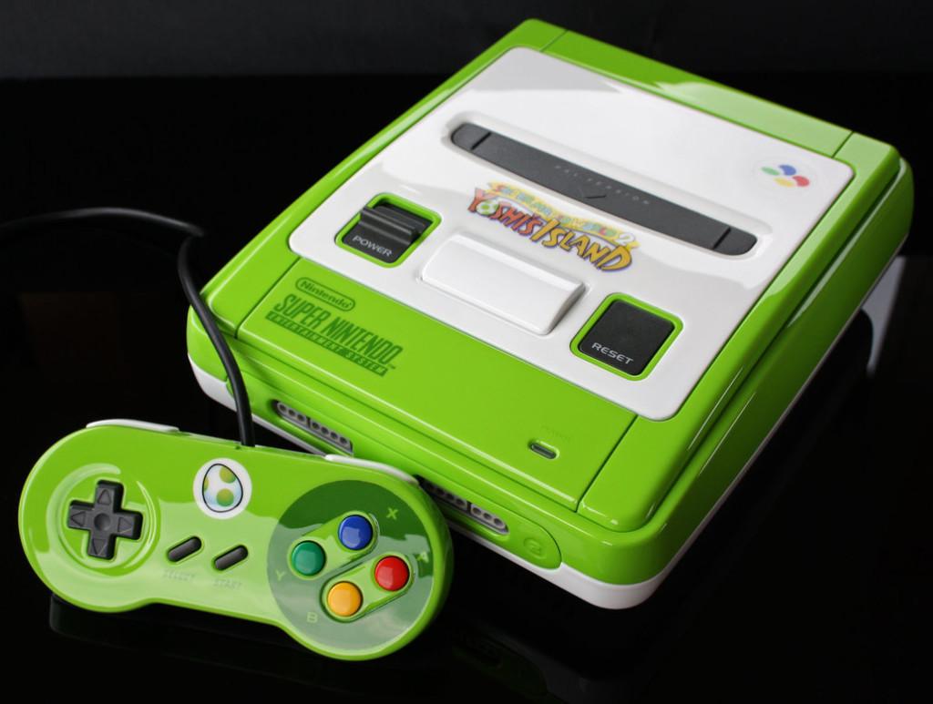 Un artiste customise les consoles de notre enfance custom_console7-1024x773