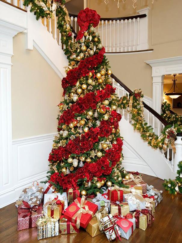Décorez votre sapin de Noël avec des fleurs decorer-votre-sapin-avec-des-fleurs-4