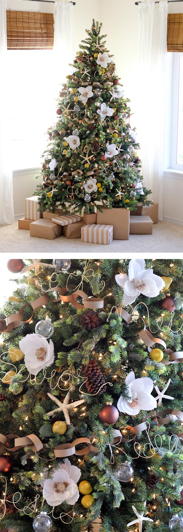 Décorez votre sapin de Noël avec des fleurs decorer-votre-sapin-avec-des-fleurs-6