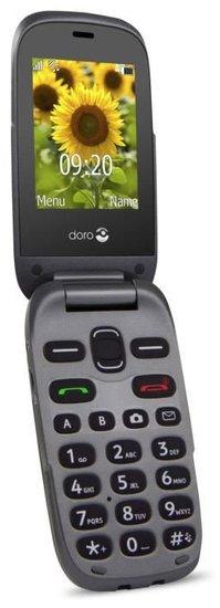 Doro 6030, un téléphone clapet visant le public senior doro-6030