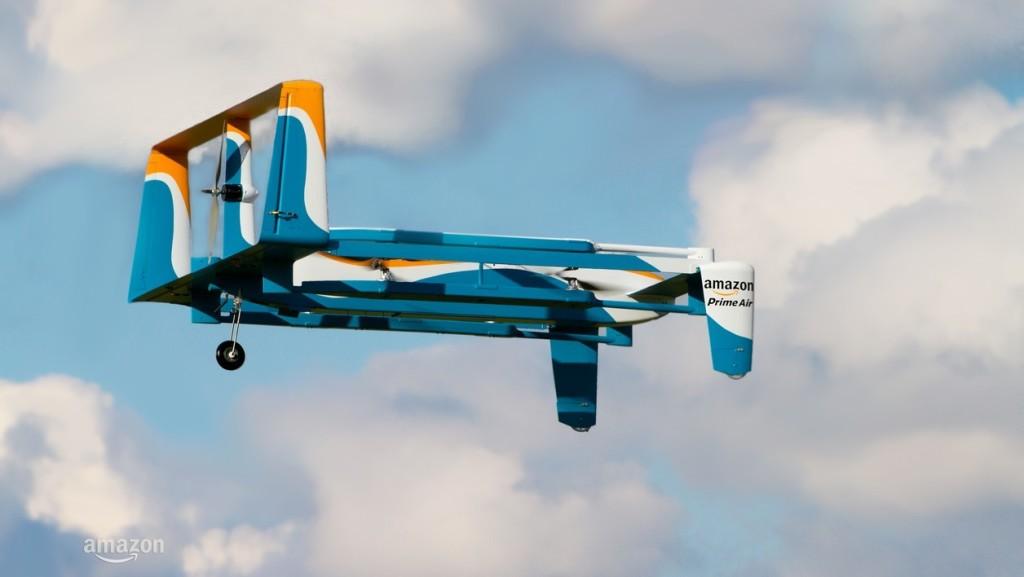 Amazon dévoile son nouveau drone de livraison drone_amazon2-1024x577