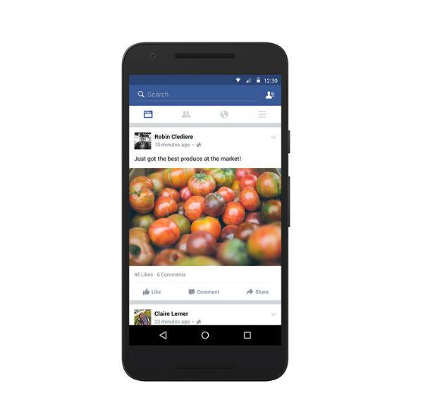 Bientôt un mode hors-ligne pour Facebook facebook-application-hors-connexion