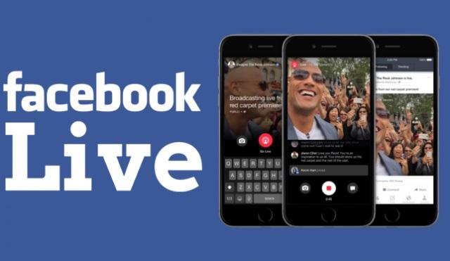 Live et Collage : deux nouvelles fonctionnalités de Facebook facebook-live