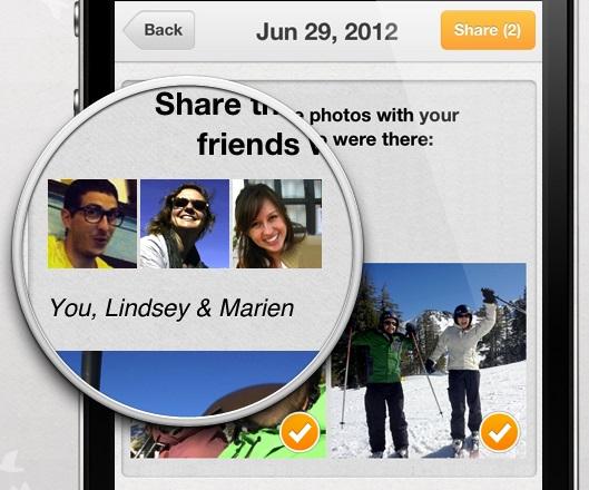 """Facebook fait (aussi) du forcing pour imposer son application """"Moments"""" facebook-moments2"""