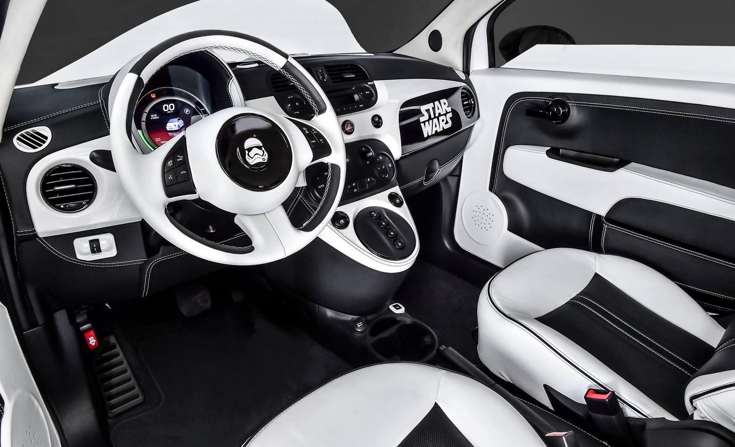 Une Fiat 500 en hommage à la saga Star Wars fiat-500-star-wars-3