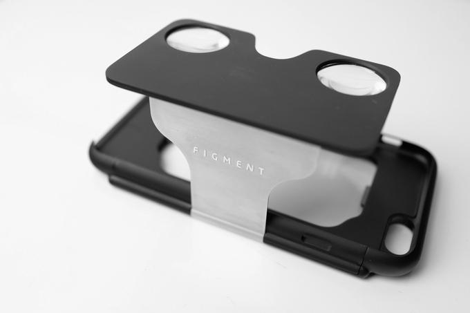 Figment VR : la coque de smartphone qui fait aussi casque de réalité virtuelle figment_vr-5