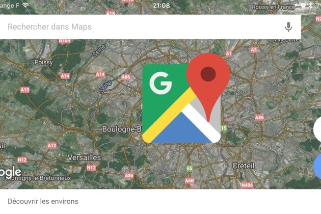 iOS : Google maps lance son mode de navigation hors ligne google_maps2