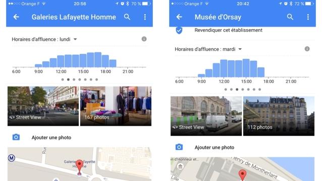 iOS : Google maps lance son mode de navigation hors ligne google_maps3