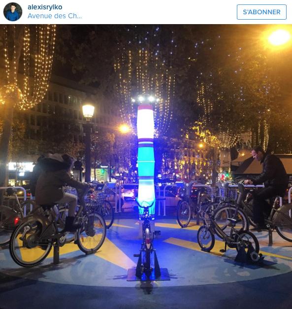 IKEA illumine l'avenue des Champs-Elysées avec des énergies 100% renouvelables ikea-illuminations-noel-paris-1