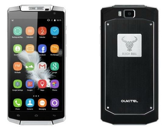 Le Oukitel K10000 : enfin une excellente autonomie sur un smartphone ! k10000
