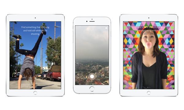 Instagram intègre son outil boomerang sur l'Ipad le-boomerang