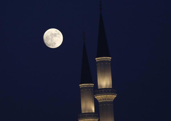 Avez-vous vu la pleine Lune de Noël ? lune3