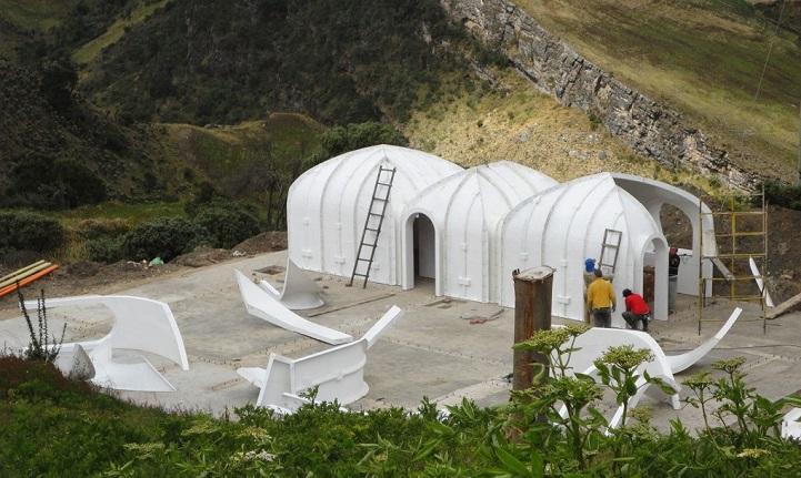 Ces maisons écologiques sont construites en seulement trois jours maison-verte-hobbit-4
