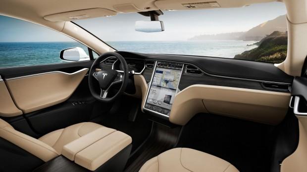 Samsung se lance sur le marché des voitures autonomes model-s-tesla