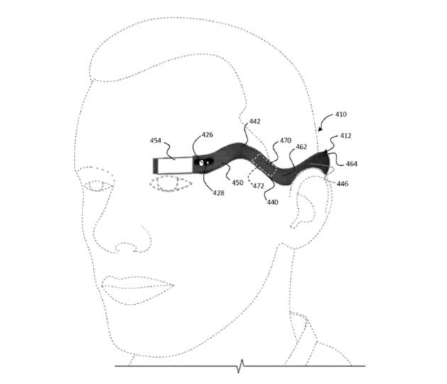 Les Google glass pourraient devenir un simple monocle monocle