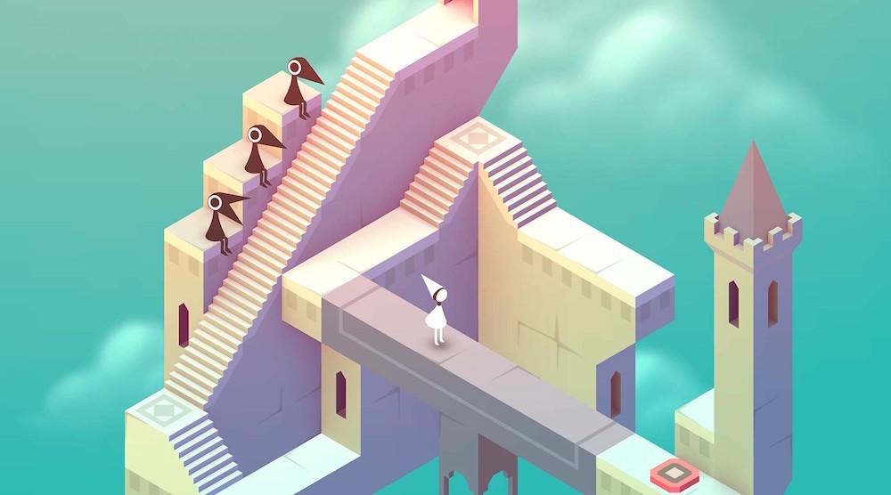 Monument Valley : le jeu à succès sous iOS devient gratuit ! monument-valley2