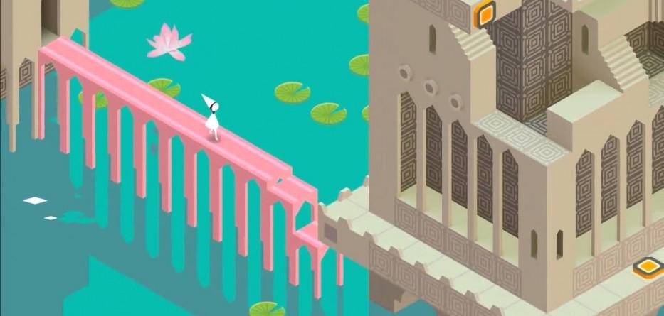Monument Valley : le jeu à succès sous iOS devient gratuit ! monument_valley