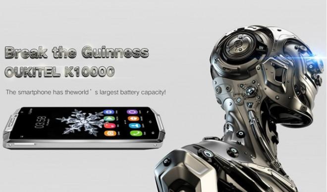 Le Oukitel K10000 : enfin une excellente autonomie sur un smartphone ! oukitel-k10000-